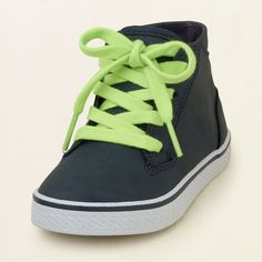 Bold Mid-Top Sneaker from The Childrens Place on Catalog Spree, my personal digital mall.