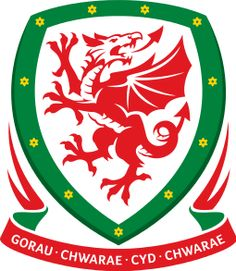 Wales Dream League Soccer Kits - Wales Kits URL is unique and dashing. Get the other leagues and national teams kits dream league soccer urls. Fifa world cup prize money and tickets details are available here. Football Squads, Football Team Logos, Soccer Logo, Football Soccer, Soccer Teams, Sports Logos, Wales National Football Team, Wales Football Team, Welsh Football
