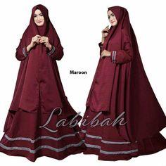 Full balloteli sleting dpn,busui  tgn kancing, wudhu friendly Ld 100cm, P. 140cm khimar nopadding  #busanamuslim #busuifriendly #bajumuslim #gamis #syari #bergo #khimar #jilbab #fashionmuslim #ootdhijab #hijabootd #hijab #hijabers #bergosyari #gamismurah #fashionwanita #khimarsyari #gamissyari