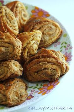 Most Delicious Recipe, Delicious Desserts, High Calorie Desserts, Good Food, Yummy Food, Turkish Recipes, C'est Bon, Pain, Bakery