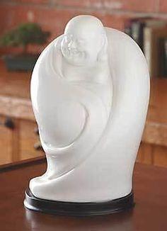 Ceramic Laughing Buddah