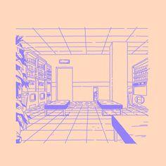 Pink Series - 6/6 - illustration - nunespedro | ello