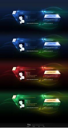 精品国外企业网页ui界面设计欣赏