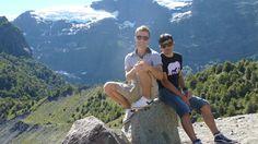 El Ventisquero Negro, Patagonia Argentina  #lagos #lakes #amigos #vacaciones #holidays #friends