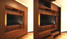 Diseño de mueble para TV