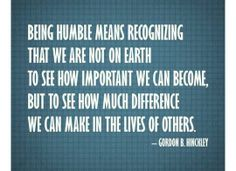 """Do Not Despise Humble Beginnings """"Do not despise these small beginnings, for the Lord rejoices to see the work begin, ......read"""