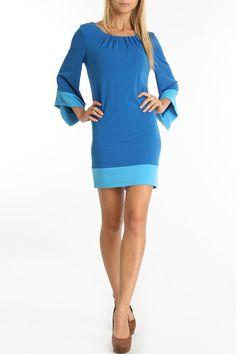 Donna Ricco Tunic Dress