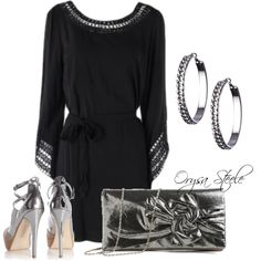 """""""Simple Sparkle"""" by orysa on Polyvore"""
