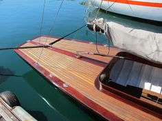 CKD Boats - Roy Mc Bride: A Dragon class yacht uncovered