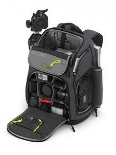 BX2 Backpack | Brenthaven.com (holds laptop too)
