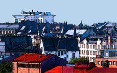 """""""Katajanokka"""" Taiga Colors -collection #Helsinki"""