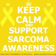 Support Sarcoma Awareness