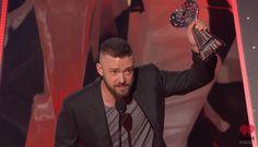 Justin Timberlake da discurso motivador a juventud LGBT en iHeartRadio Music Awards