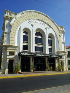 Primer Teatro de Venezuela. Maracaibo