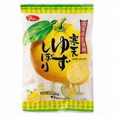 A single type agar jelly using Yuzu hide paste from Kohchi prefecture Majin village and Kyushu fruit juice. Sugar used sugar beet from Hokkaido. Flavoring, coloring, acidulant not used.
