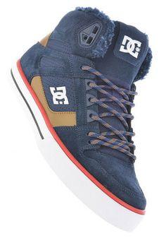 DC ShoesSpartan High WC WNT navy gum