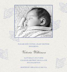 Great photo cards for birth announcements, baptisms or birthdays on eventkingdom.com http://www.eventkingdom.com/browse/invitations/baby.ek #birthannouncement #photocard