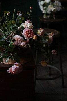 Flowers  http://fleaingfrance.tumblr.com/page/2