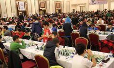 2015 Türkiye Küçükler Satranç Şampiyonası 6. Tur ardından