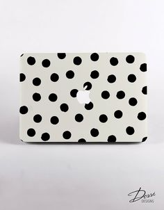 Hard Plastic Painted Dots Pattern Macbook Case Design For Macbook Pro Retina…