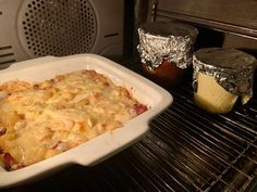 Emergency Tartiflette STAT!.. Fear not... 'Tartif' to the rescue! - Cubed Potatoes, French Alps, Cooking Instructions, Beef Dishes, Macaroni And Cheese, Bacon, Yummy Food, Meals, Ethnic Recipes