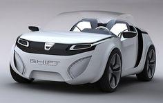 Dacia SHIFT Concept.
