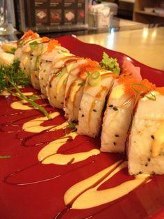 Love sushi! #Sushi #Sushimi
