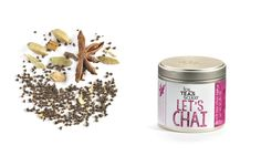 For Tea's Sake, Black Tea Chai Spice Blend (1.4oz/40g) $9.99 Spice Blends, Loose Leaf Tea, Western Outfits, Chai, Coffee Shop, Spices, Let It Be, Black, Products