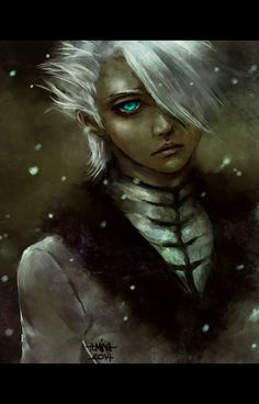 Ice In Your Eyes - Toshiro Hitsugaya by NanFe #Bleach  Toshiro Hitsugaya has been recently taken over as a zombie by the Quincy named Giselle, she has taken control over him and every action he takes.