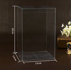 Find More Packaging Boxes Information about 30pcs 13*13*20cm clear plastic pvc box packing boxes for gifts/chocolate/candy/cosmetic/cake/crafts square transparent pvc Box,High Quality box,China box financing Suppliers, Cheap box favour from Fashion MY life on Aliexpress.com