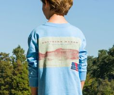 Youth Expedition Series - Rainbow Trout - Long Sleeve