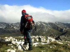 Miguel el Montañeru Solitario en las Primeras Nieves