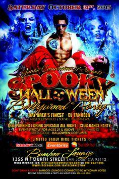 Annual Bollywood Halloween Party 2015