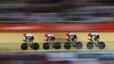 Team GB pursuit 2012