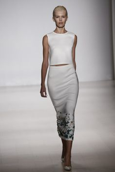 Erin by Erin Fetherston RTW Spring 2015