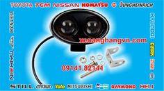 Đèn cảnh báo spotlight chiếu điểm - Phụ Tùng Xe Nâng Asia Nissan, Toyota