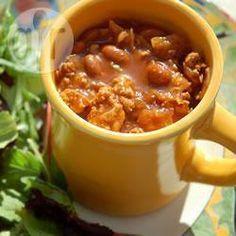 Sopa de carne com repolho @ allrecipes.com.br