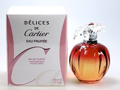 Cartier Delices edt 100 ml