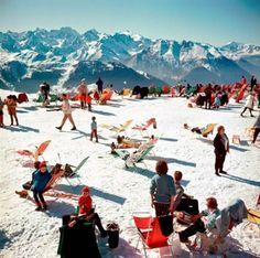looking forward to spring skiing...