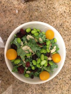 Trader Joe's features a few amazing tasting salads, but unfortunately they are quite costly. This Just Like Trader Joe's Kale and Edamame Bistro Salad recipe is a cheap and easy recipe to replicate. Lamb Recipes, Gourmet Recipes, Salad Recipes, Healthy Recipes, Healthy Foods, Trader Joes Salad, Bistro Salad, Edamame Salad, Cheap Easy Meals
