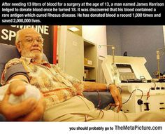 So Much Respect For This Awesome Man