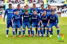Equipos de fútbol: GETAFE C. F. contra Real Valladolid 17/12/2016