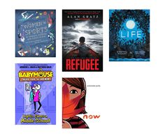 5 Finds Kids: July 2017 by alaude : Our top books of the month for kids!