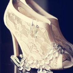 Weeding shoes #Lace