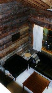 Nordic Adventures log cabin at Kemijärvi Civilization, Cabins, Hunting, Adventure, Adventure Movies, Cottages, Adventure Books, Cabin, Fighter Jets