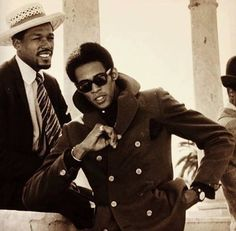 Eddie Kendricks and David Ruffin