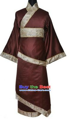 f127ebe434 Traditional Chinese Hanfu Dress for Men Traditional Chinese