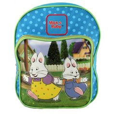 Max and Ruby Backpack