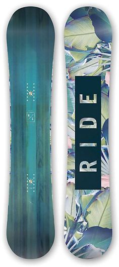 Ride Baretta Snowboard - Women's Snowboard - Winter 2015/2016 - Christy Sports