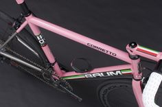 Busyman bartape on: GT-AC Custom, Rapha Pink, Custom Green, Sram Red, Satin Pearl White, Corretto